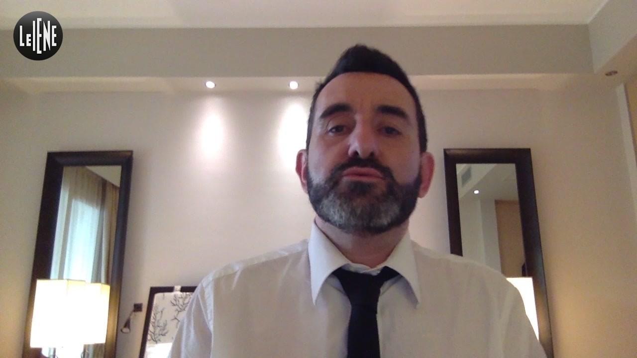 acqua contaminata Luigi Pelazza replica video indagato ammiraglio girardelli