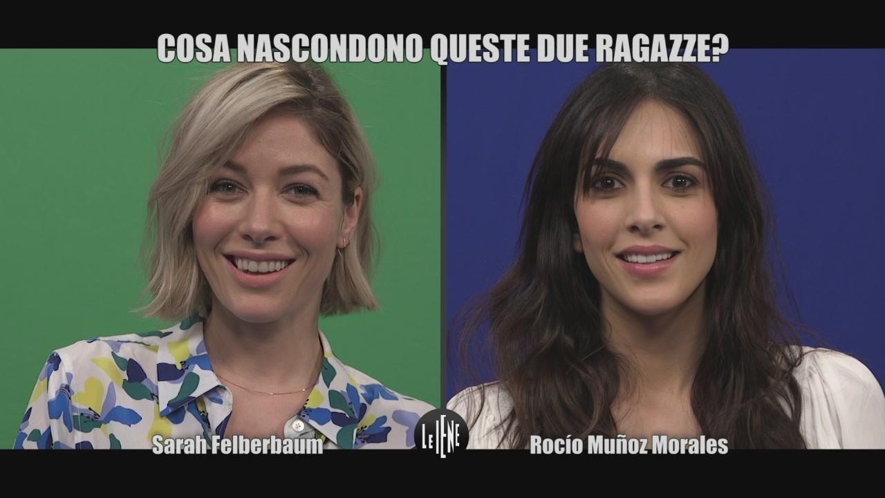 INTERVISTA DOPPIA: Sarah Felberbaum e Rocío Muñoz Morales: cosa nascondono queste due ragazze?