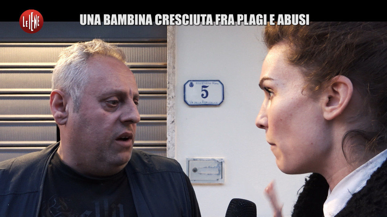 RUGGERI: Pedofilia: una bambina cresciuta fra plagi e abusi