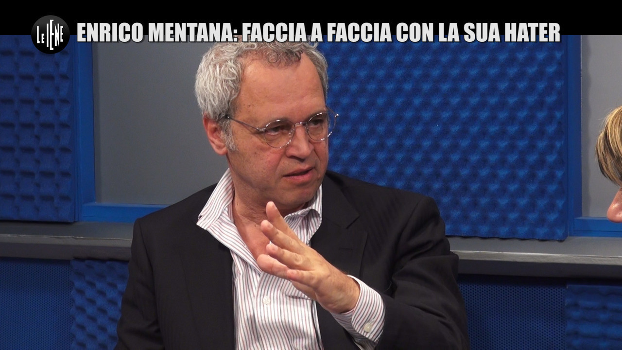 enrico mentana difende vaccini hater mary sarnataro video