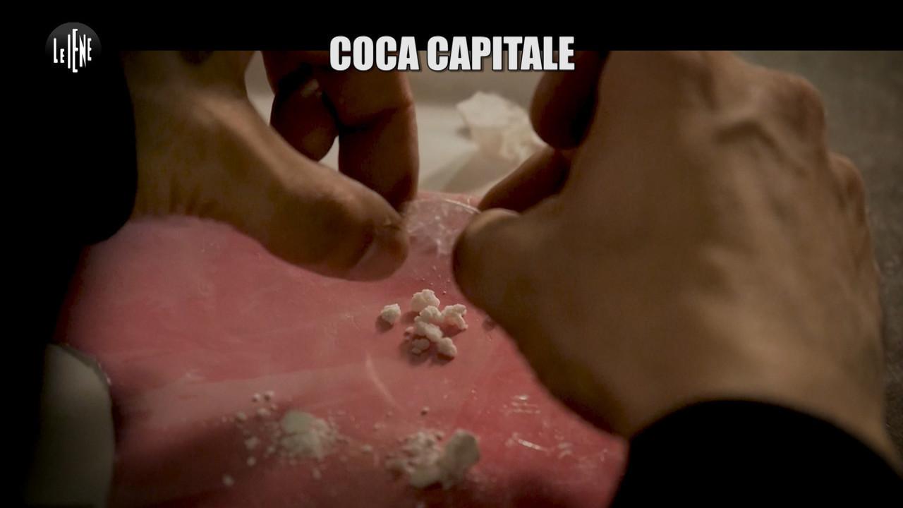 REI Roma coca capitale