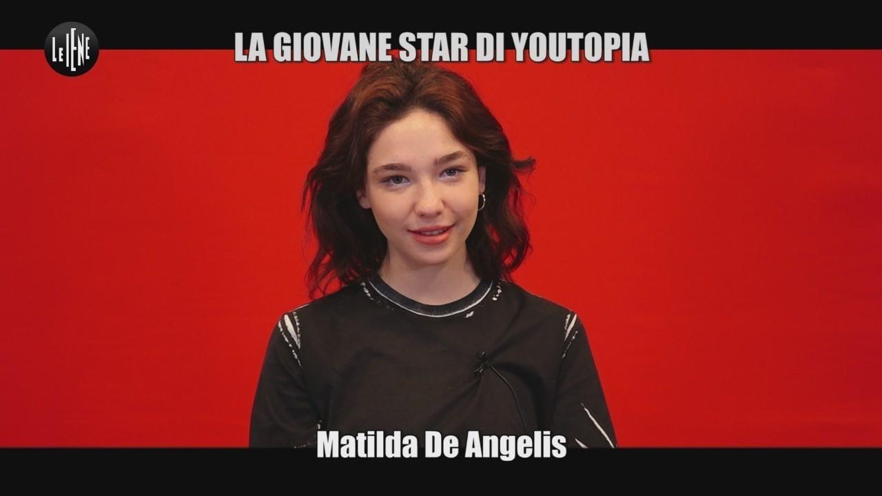 INTERVISTA: Matilda De Angelis
