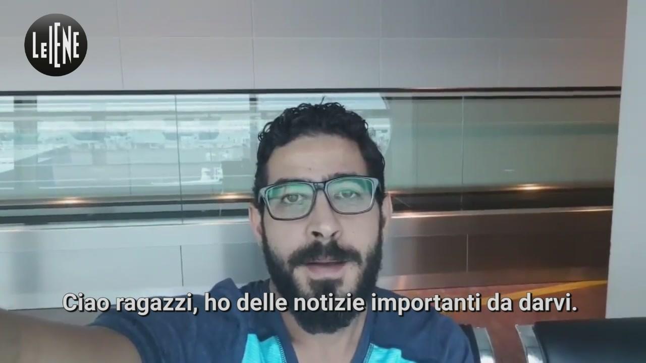 speranza per hassan siriano imprigionato aeroporto video canada