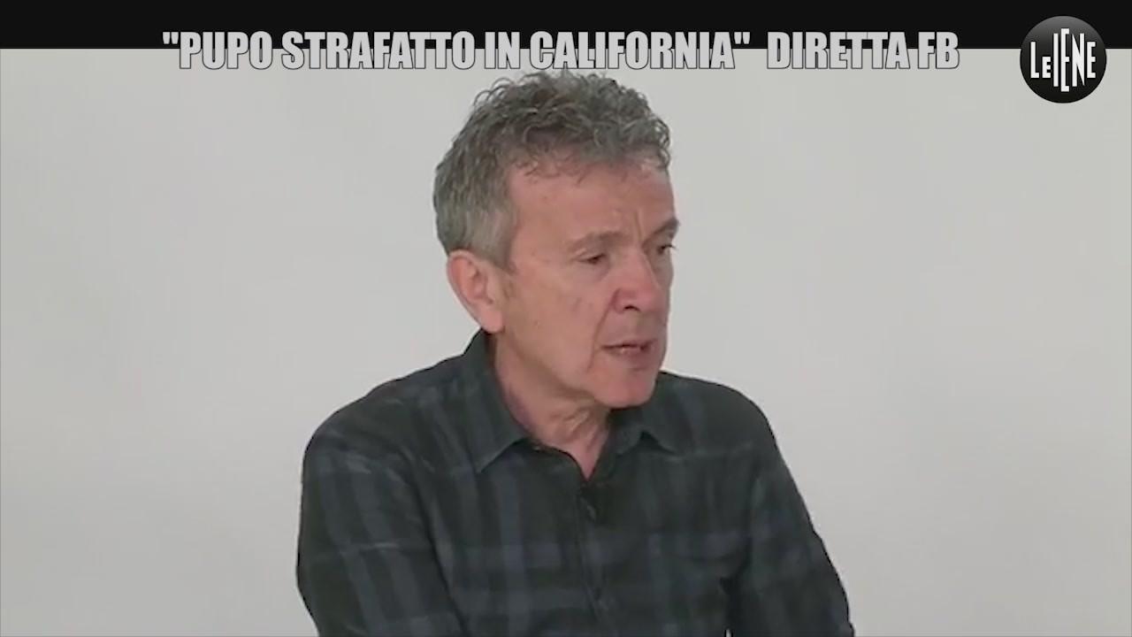 pupo diretta facebook strafatto California marijuana legalizzazione cannabis porno Las Vegas video