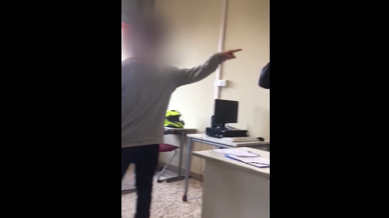 Studente insegnante sesso video