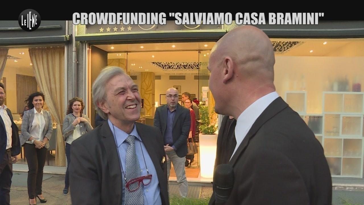 crowdfunding salviamo casa bramini iene