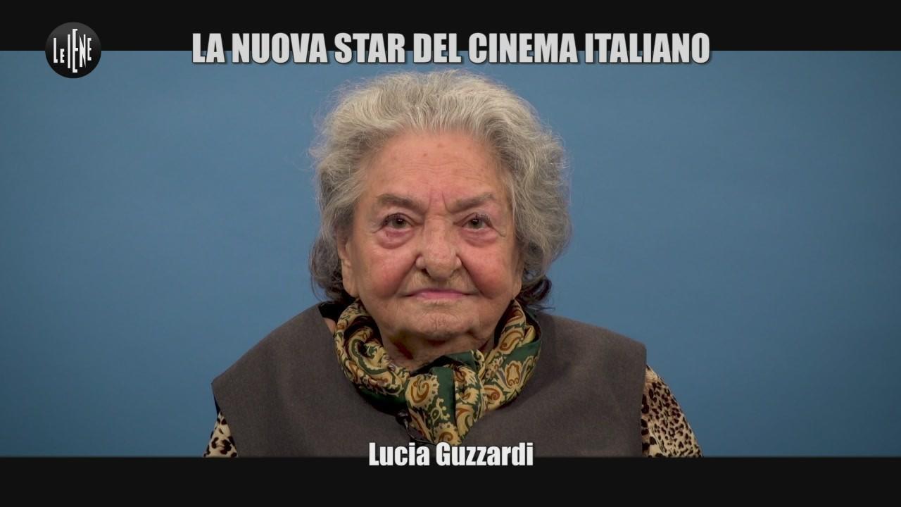 Lucia Guzzardi nuova star cinema Italiano Frank Matano