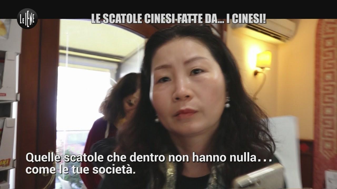 iene Palermo cinesi sfruttano lavoratori centro commerciale bagheria