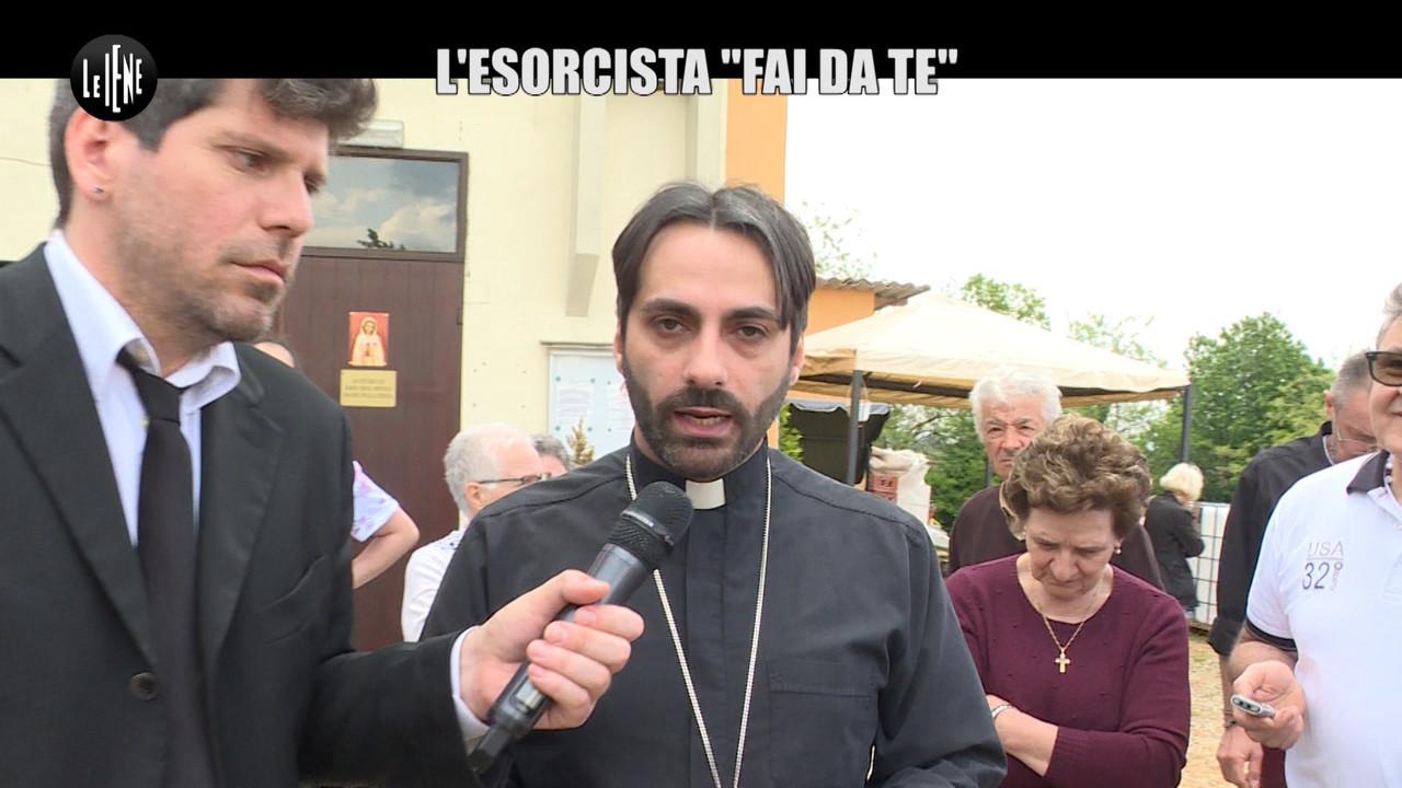 iene padre gabriele esorcista vescovo ferrere