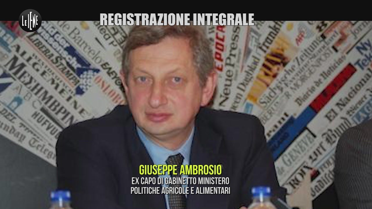 Quote latte Giuseppe Ambrosio Marco Mantile registrazione integrale audio