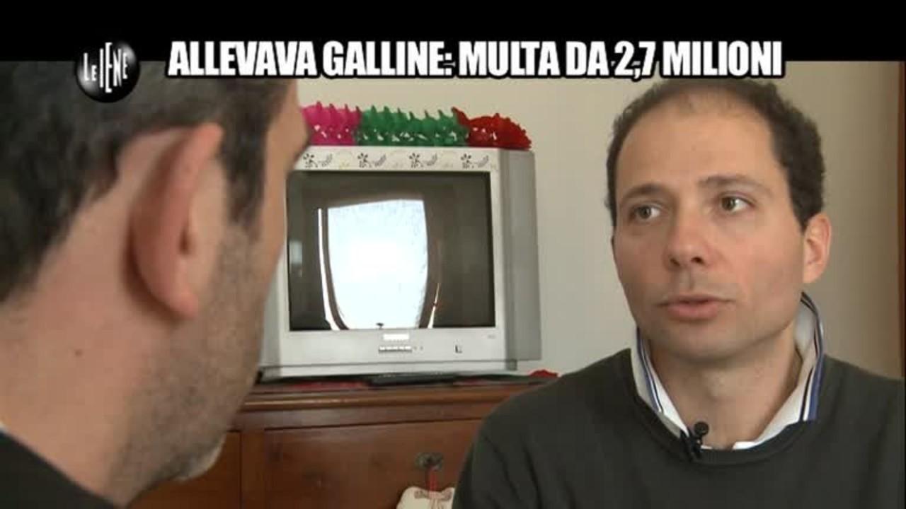 VIVIANI Multa galline