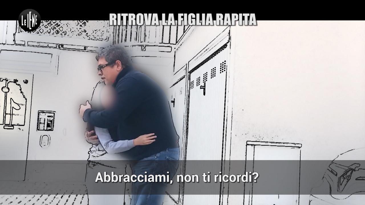TRINCIA: Abraham in cerca della figlia rapita dalla madre e portata in Italia
