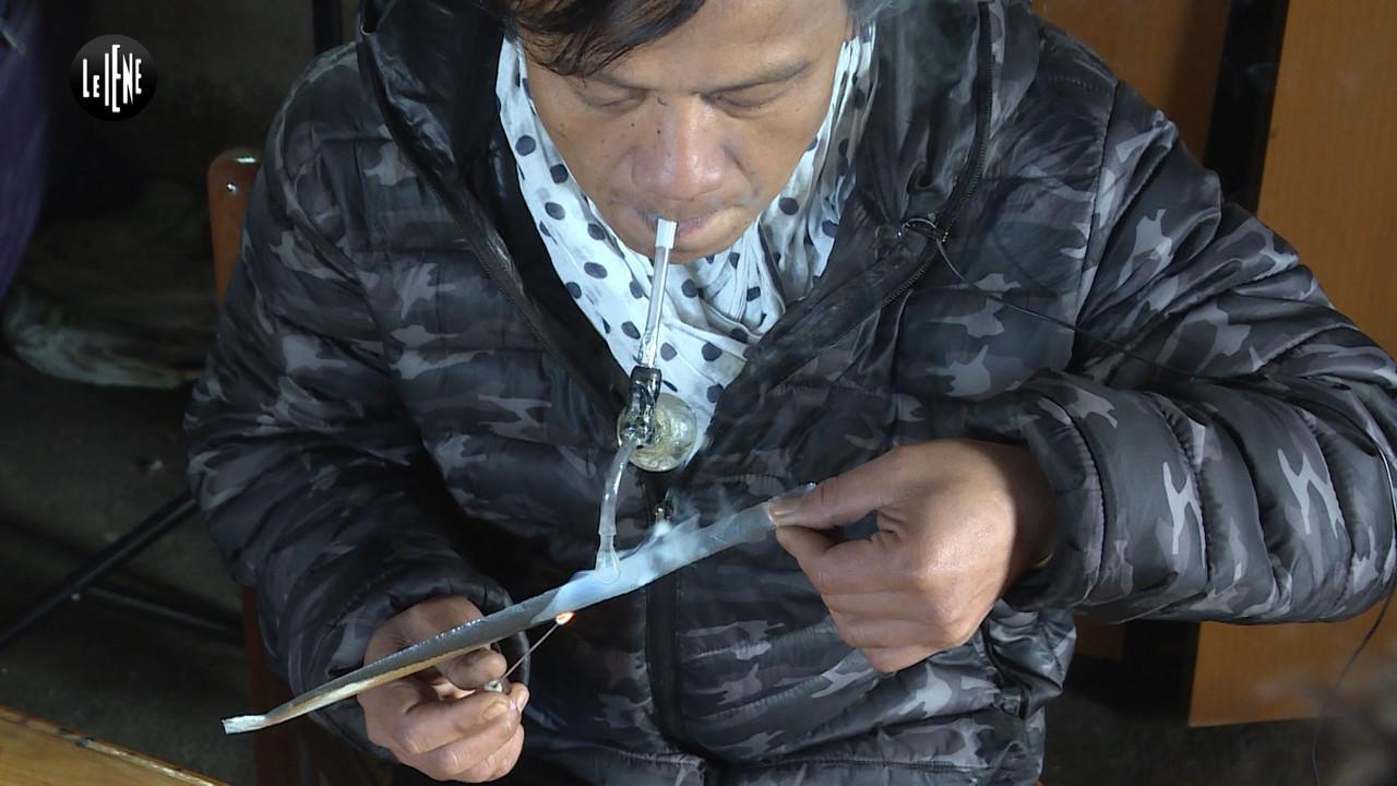 shaboo crystal meth milano droga spaccio