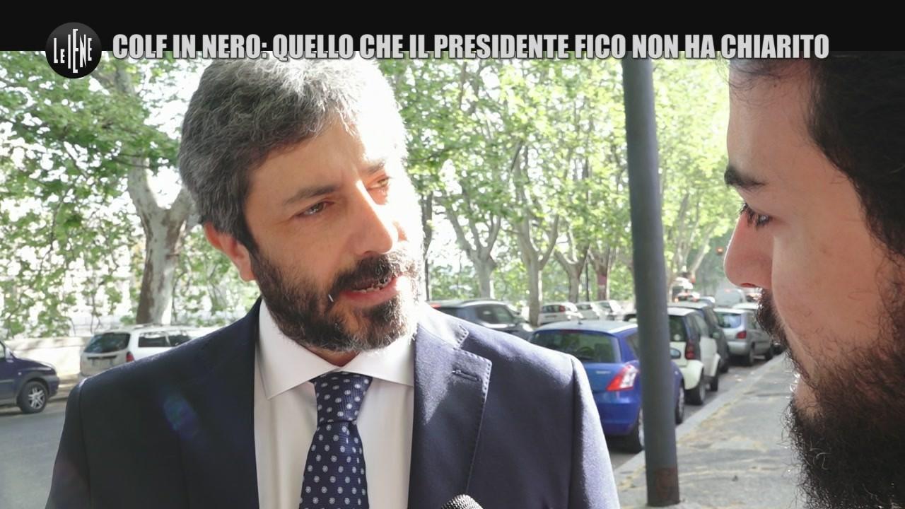 MONTELEONE: Colf in nero: il presidente Fico non chiarisce e querela Le Iene