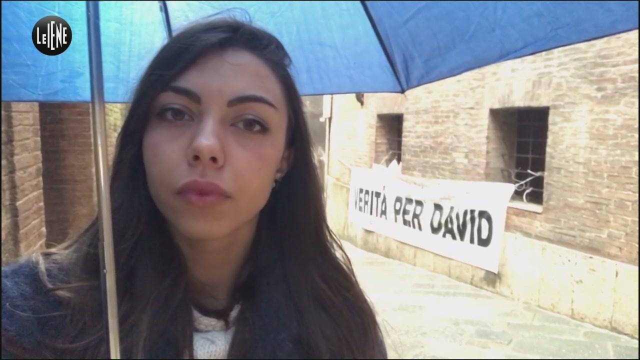 """La figlia di David Rossi: """"Chi sa parli"""""""
