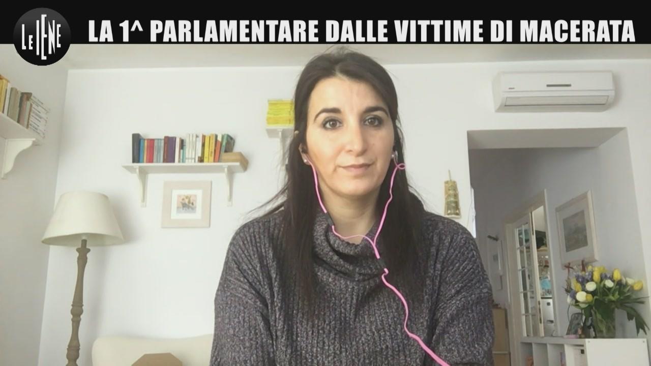 Beatrice Brignone, la prima parlamentare dalle vittime di Macerata