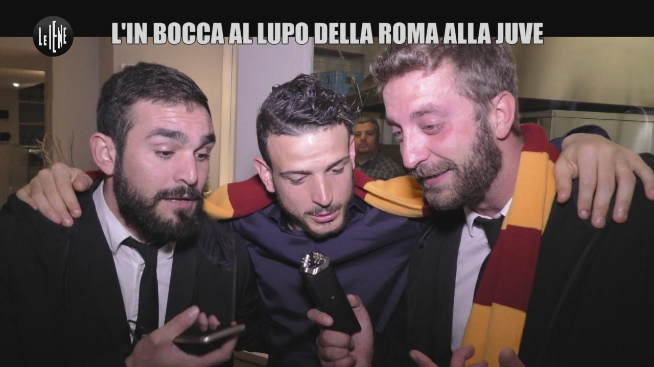 Champions League: dopo il trionfo di ieri, la Roma fa gli auguri alla Juventus