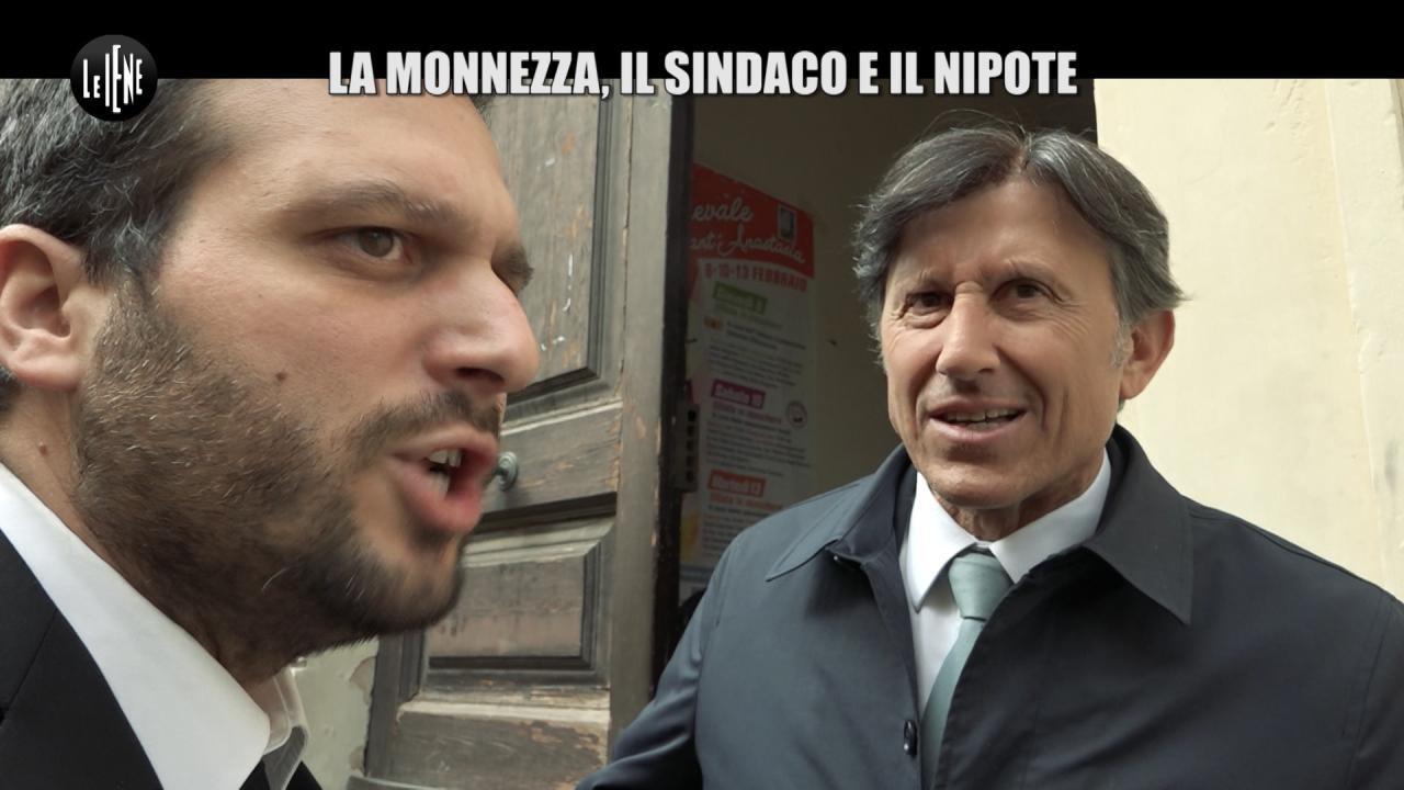 rifiuti sicilia sindaco gaetano pecoraro