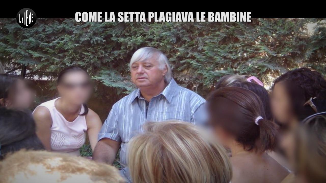 GOLIA: Pedofilia, come la setta di Capuana plagiava le bambine