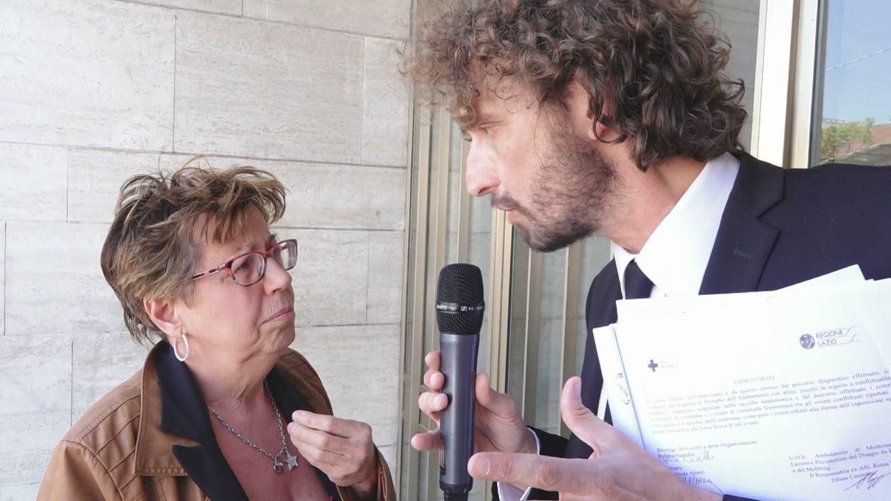 ROMA Bidella denuncia maltrattamenti bambini asilo licenziata
