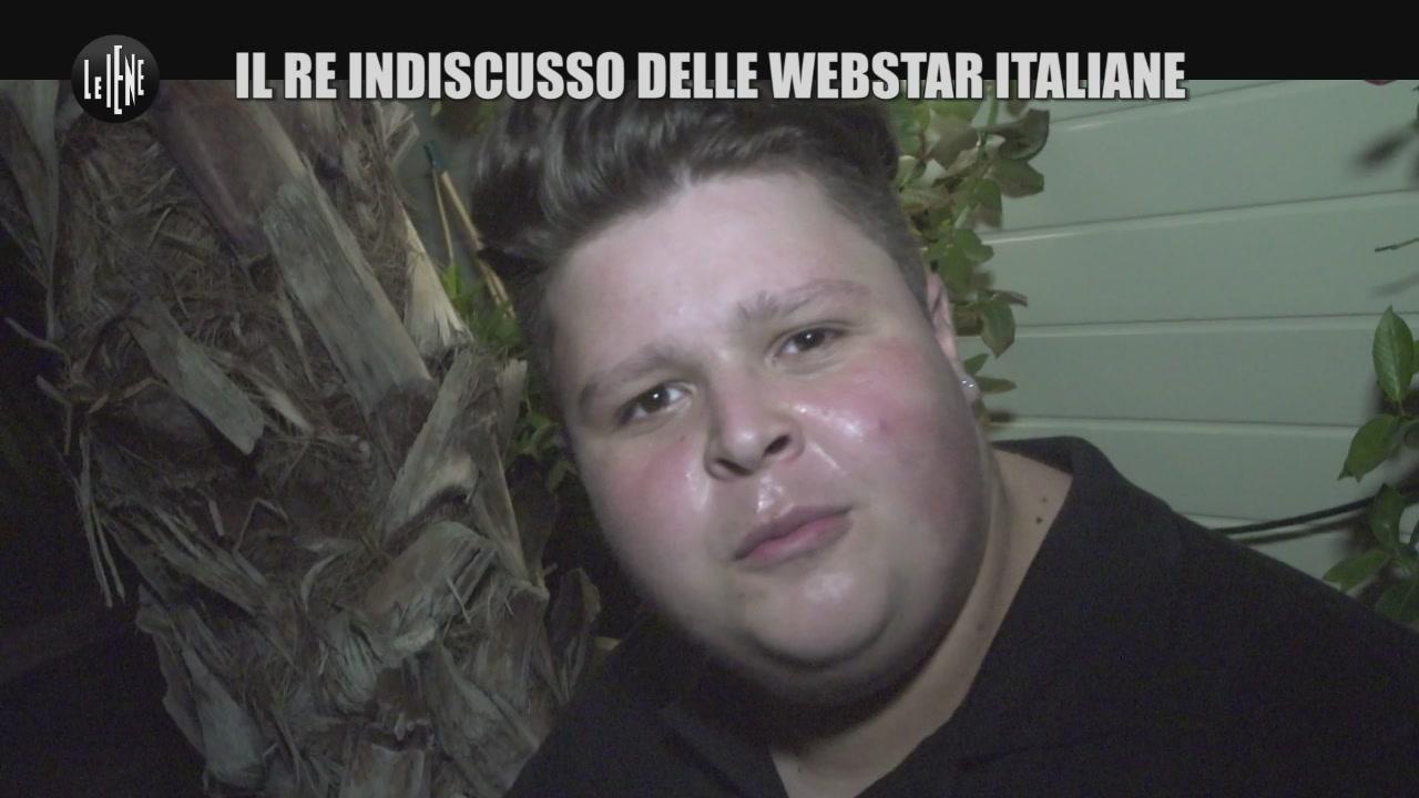 Il re indiscusso delle webstar italiane