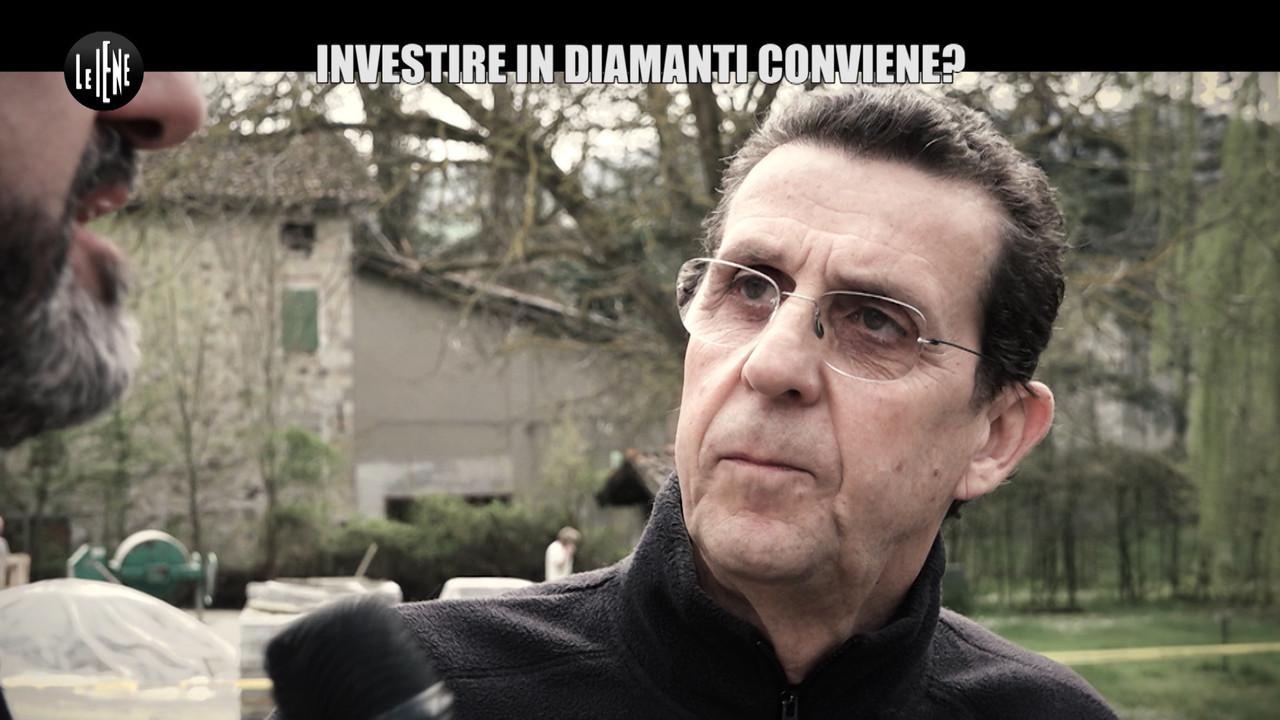 morto diamanti truffa claudio giacobazzi