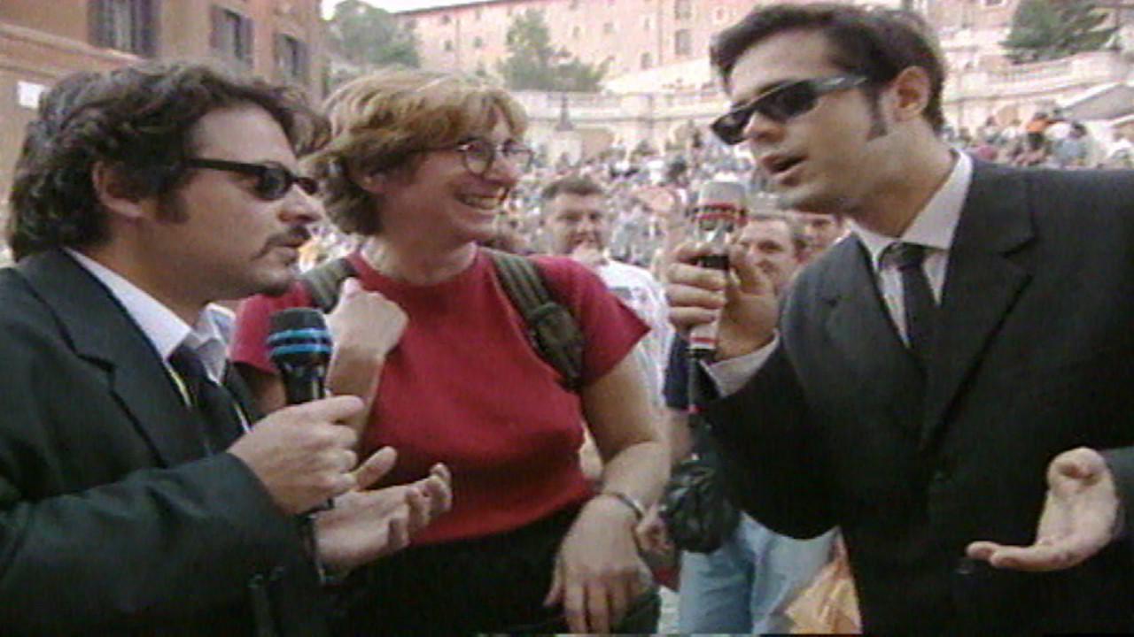 LILLO E GREG: L'amore a Roma
