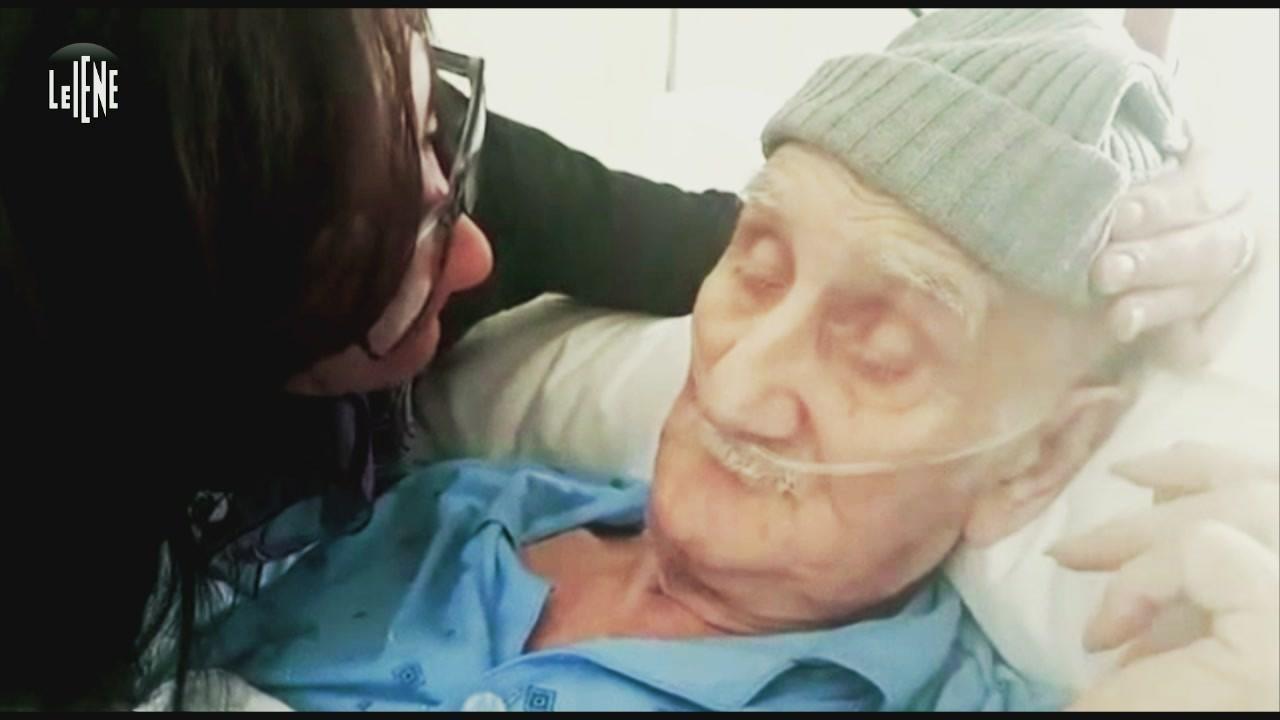 mariano sfratto posticipato figlia Daniela Palermo video