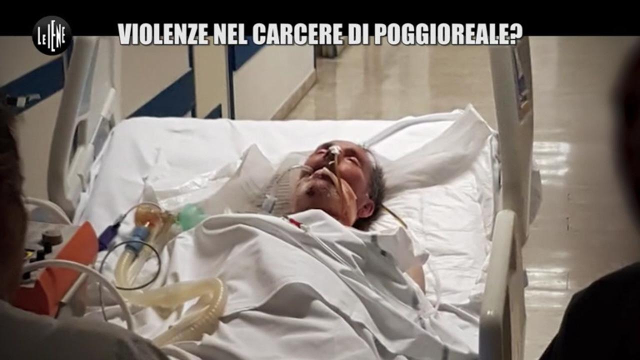 poggioreale violenze detenuti picchiati agenti indagati cella zero carcere Napoli processo