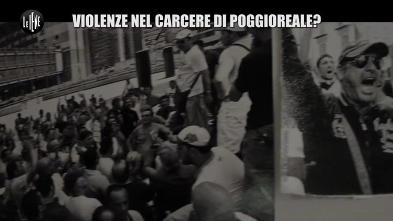 Violenze sui detenuti a Poggioreale: le foto