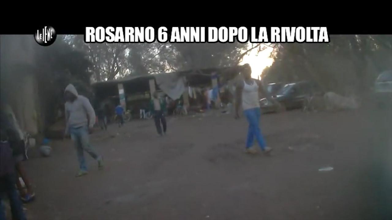 Giulio Golia racconta Rosarno: le foto