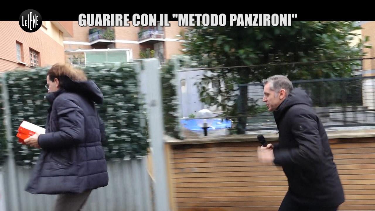 """Andrea Agresti si occupa di """"Life 120"""" e di Adriano Panzironi: le foto"""