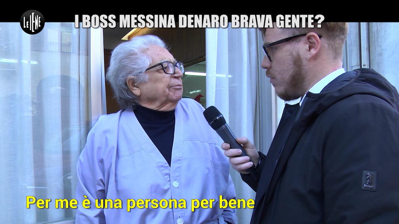 L'intervista esclusiva di Ismaele La Vardera a Rosario Allegra: le foto