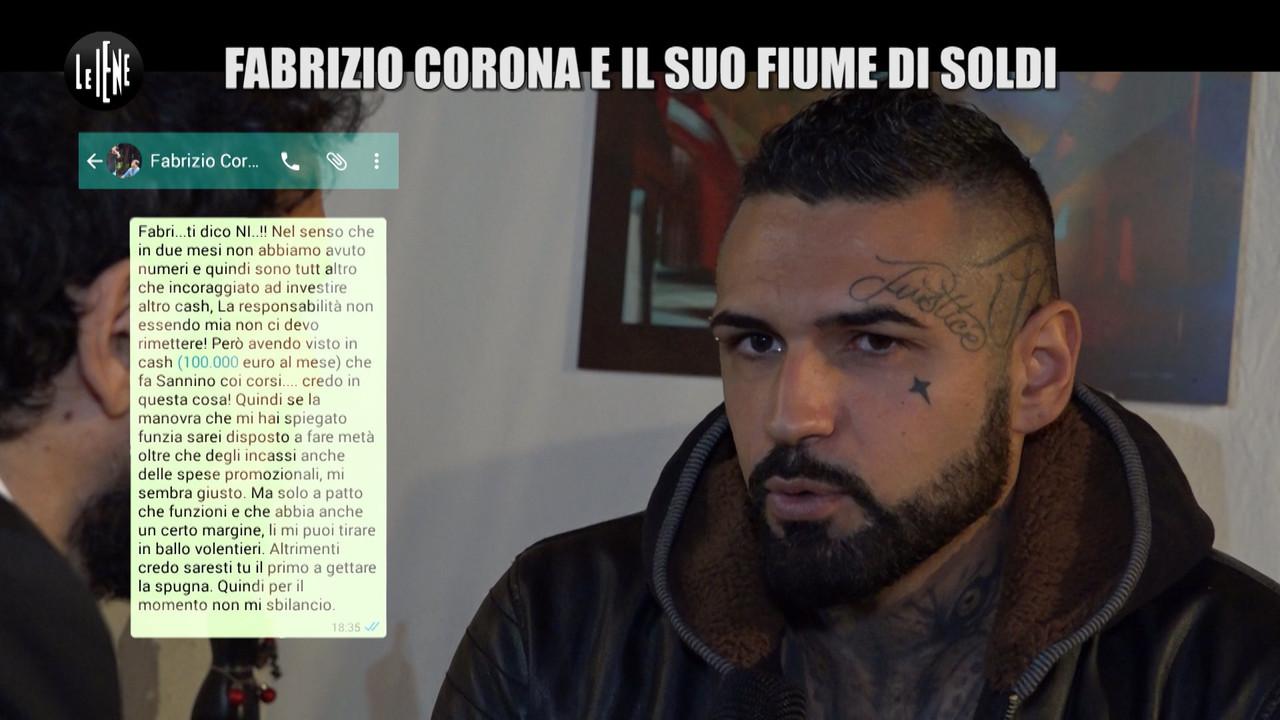 Il caso di Fabrizio Corona: le foto