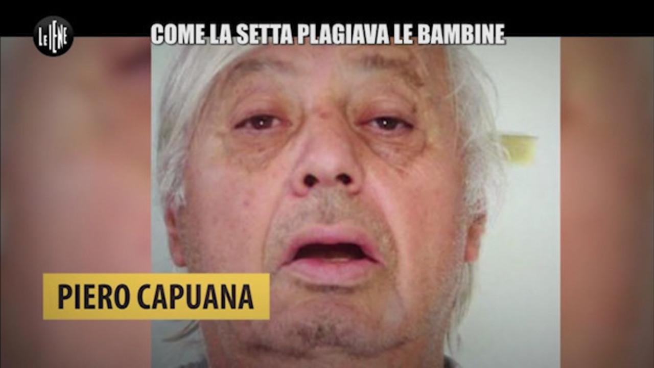 La setta di Pietro Capuana: le foto