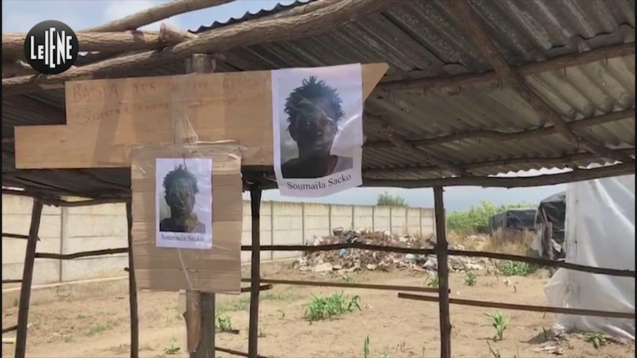 soumayla sacko sindacalista migranti ucciso rosarno bracciante baracca video
