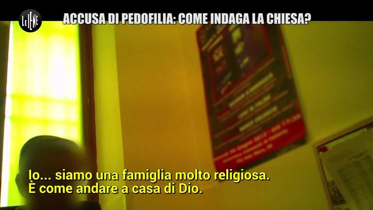 """""""Io, vittima di pedofilia nella Chiesa"""": le foto"""