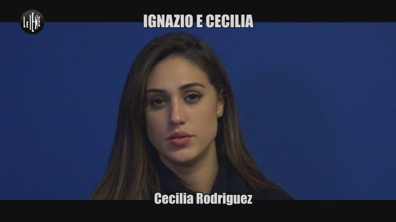 CORTI E ONNIS: Cecilia Rodriguez in Chechu e la cantina dannata