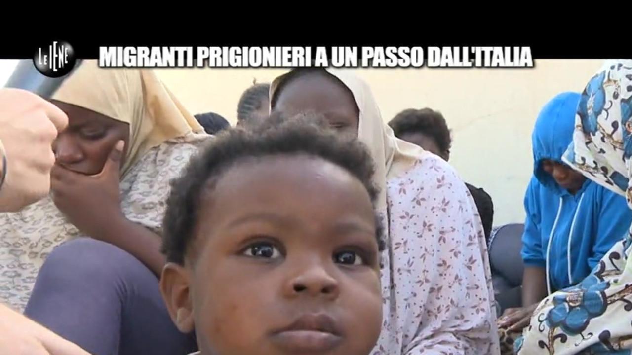 migranti carceri libia come vivono