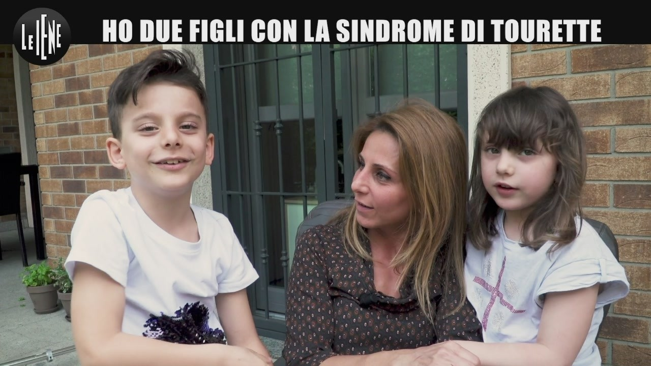 sindrome tourette bambini video