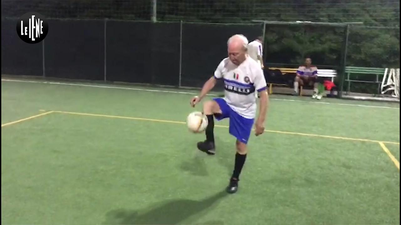 Il segreto di Aldo, 88 anni: calcetto ogni settimana | VIDEO