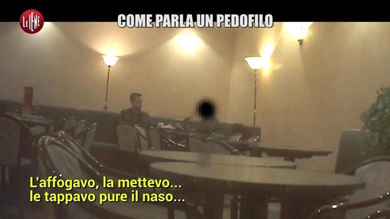 Intervistato e denunciato da Le Iene, arrestato per pedopornografia: le foto