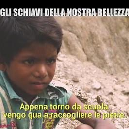 giornata sfruttamento minori lavoro bambini minatori india