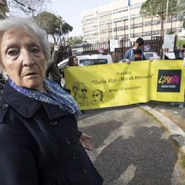 morta mamma ilaria alpi luciana miran hrovatin Somalia nessun colpevole dubbi inchieste