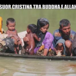 Rohingya genocidio monsoni Myanmar Bangladesh musulmani perseguitati buddisti campi profughi fango acqua