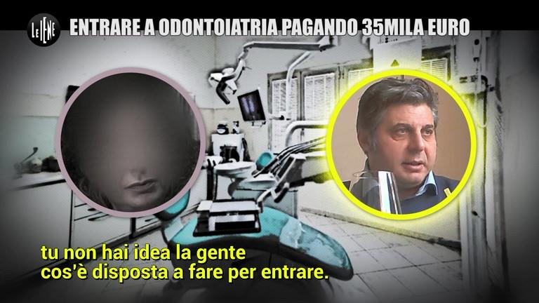 Soldi per saltare i test d'ingresso a Odontoiatria, l'inchiesta su Roberto Galazzo: le foto