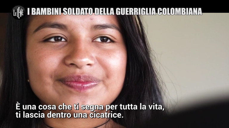 Colombia, i bambini soldato e la guerriglia: le foto