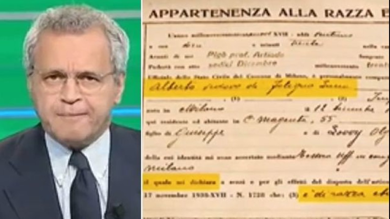 Censimento rom, Mentana: Salvini, ricorda la schedatura degli ebrei