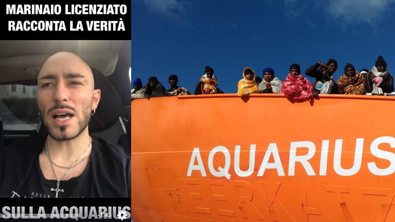Maxi bufala sull'Aquarius. Ecco come si creano (e ci si guadagna)