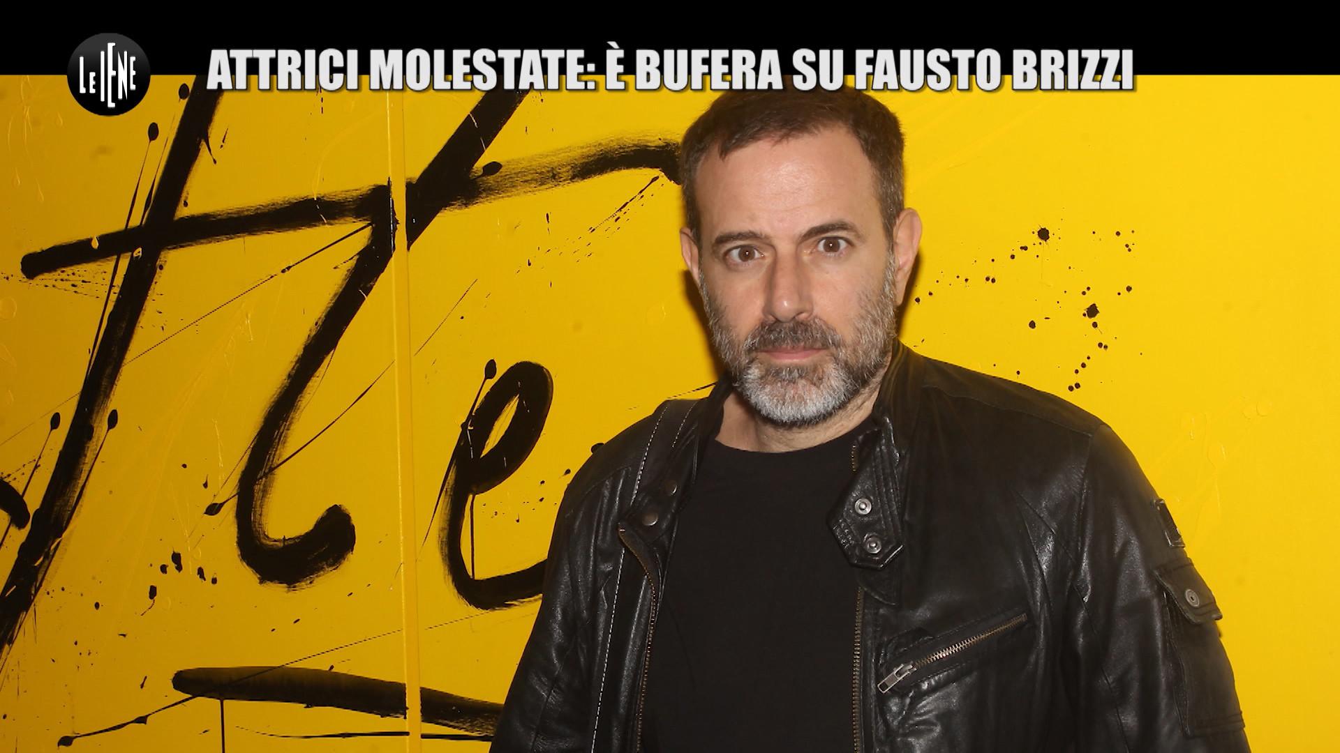 """Molestie nel cinema, il """"caso Brizzi"""": le foto"""